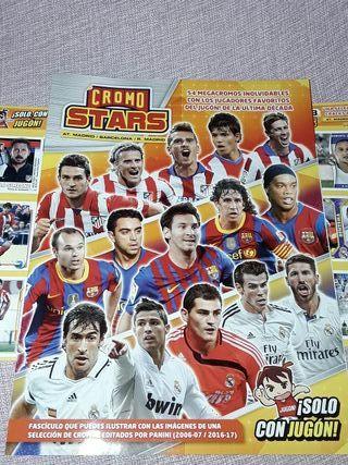 Album Cromo Stars