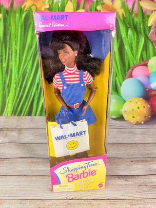 BARBIE SHOPPING TIME WALMART AA de 1997