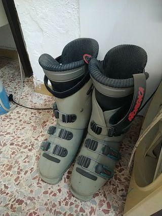 bota esquiar