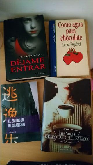 varios libros