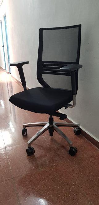 silla operativa de oficina