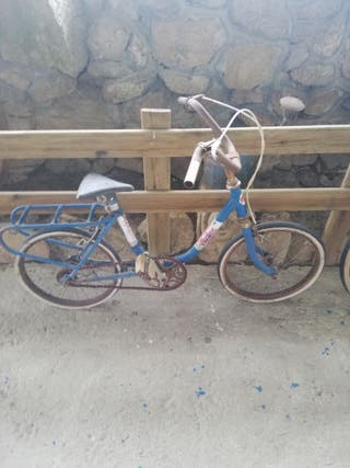 bicicleta clásica orbea de paseo
