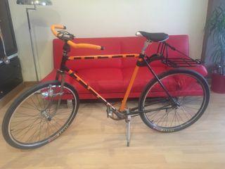 Bici fixie o ciudad