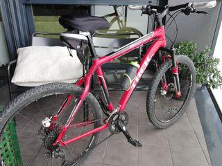 Bicicleta Montaña Trek MTB