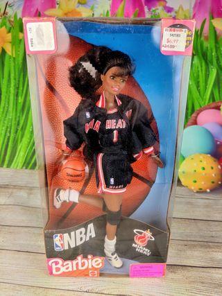 BARBIE NBA MIAMI HEAT AA de 1998