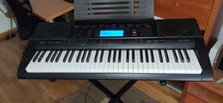 Teclado piano Casio CTK-5000 perfecto estado