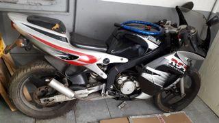 Moto 49 cc. para restaurar o recambios.