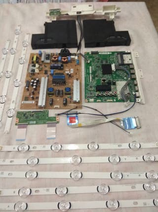 LG 47LB5820 (lote placas y piezas completas).