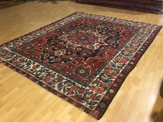 Importante alfombra persa BAKHTIAR (310X259)