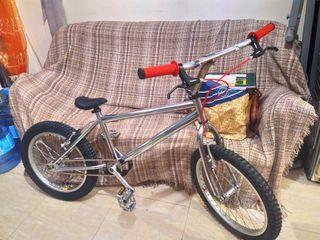 BMX Monty trial a estrenar!