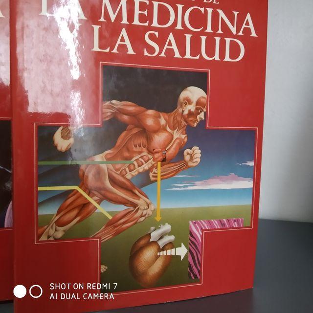 4 Tomos Maravillas de la Medicina y Salud