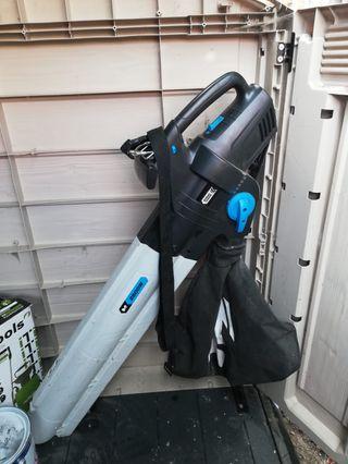 Soplador-Aspirador electrico para Jardín