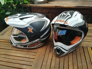 casc quad moto L i XL