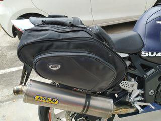 Alforjas laterales moto