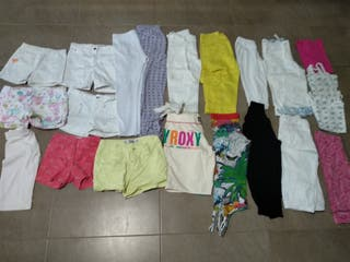 lote ropa niña tallas 6-7-8-9