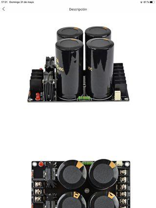 Placa amplificadora de sonido