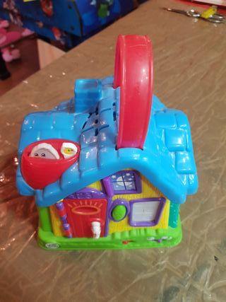 Mini casita Infantil Portatil