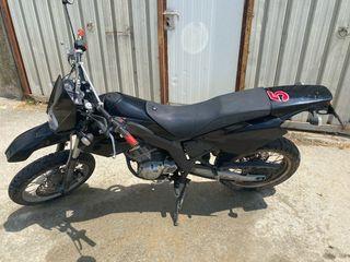 Moto Derbi Senda 125