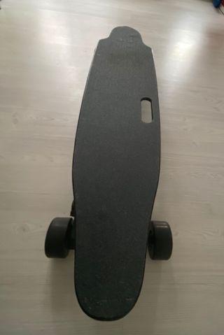 Skate longeboard electrico no funciona