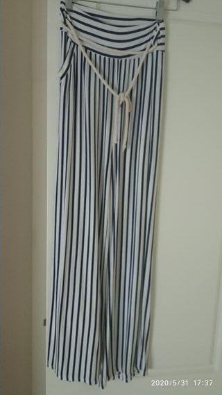 pantalon Lycra rayas
