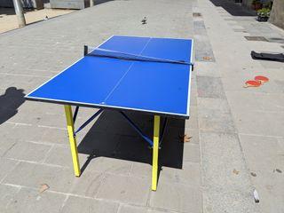 mesa Ping Pong infantil