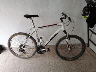 bicicleta trek alpha aluminium