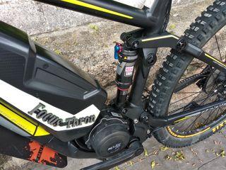 bicicleta eléctrica Focus thron