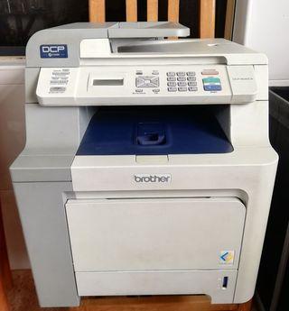 Impresora Color Láser Brother