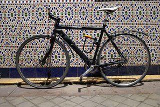Bici de carretera sin cambios talla 54