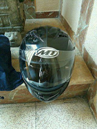 casco integral (talla xL)