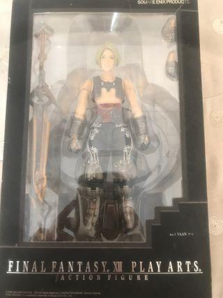 Figura del Vaan de Final Fantasy XII