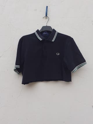 Crop top Polo Fred Perry
