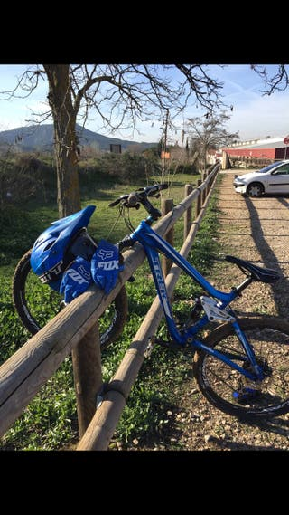 Bici enduro trek fuel x5