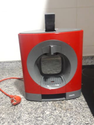 Cafetera Dolce Gusto Krups Roja