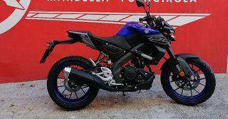 Yamaha Mt125 2020 Nueva