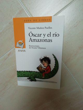 OSCAR Y EL RÍO AMAZONAS
