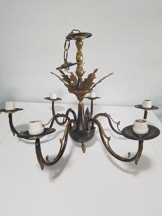 Lámpara antigua