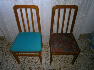Conjunto de sillas de exposicion