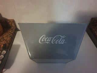 ensaladera/cubierta coca cola