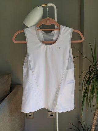 Camiseta deportiva talla S Domyos