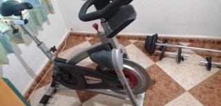 bici spinning profesional, procedente de gymnasio