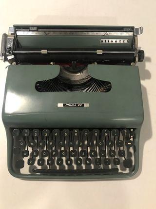 Máquina escribir Olivetti