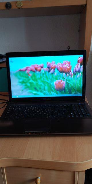 ordenador portátil asus A53S