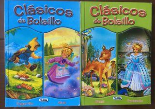 2 libros de cuentos infantiles