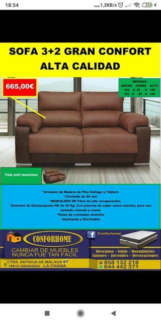 sofá 3+2