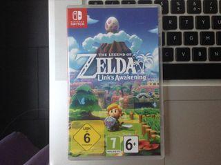 Juego Zelda Nintendo Switch