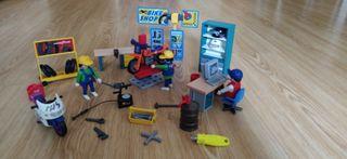 Playmobil Taller de Motos 3992