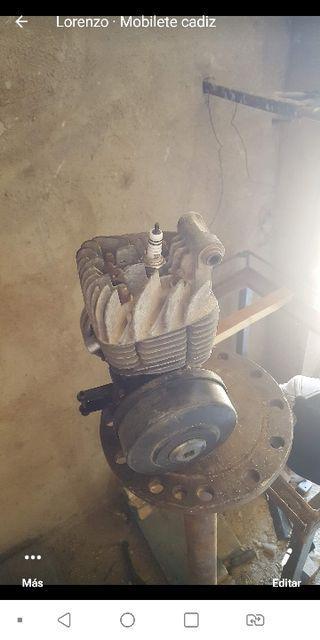 motor de mobilette
