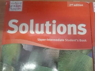 SOLUTIONS OXFORD EXAM. UPPER-INT (B2/C1) 4TO ESO