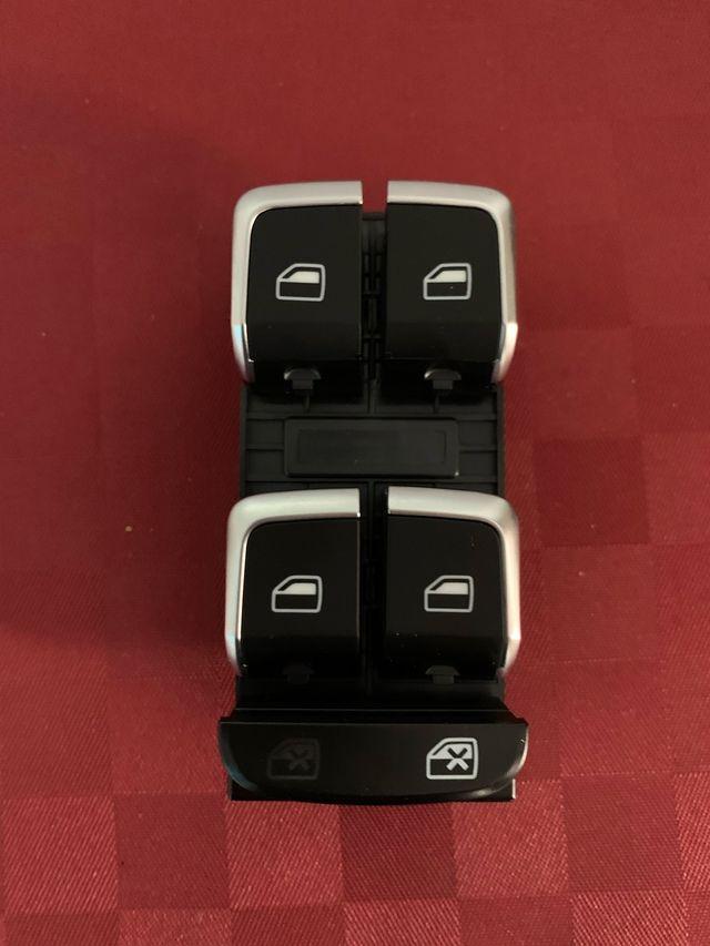 Botonera elevalunas Audi nueva